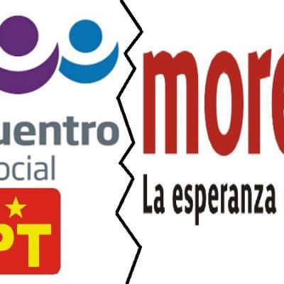 Morena, PT y PES van por el divorcio por 'mutuo acuerdo'