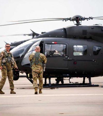 Despliega Texas 250 soldados en frontera con México
