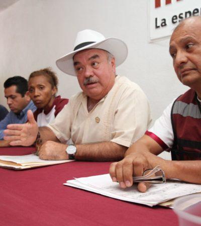 SIGUEN LOS JALONEOS AL INTERIOR DE MORENA: Llama Juan Ríos 'simulador' a Raúl Arjona tras criticar candidatura de 'Mara' Lezama