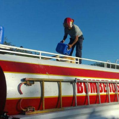 Por obras de interconexión, CAPA suspendió servicio en Chetumal