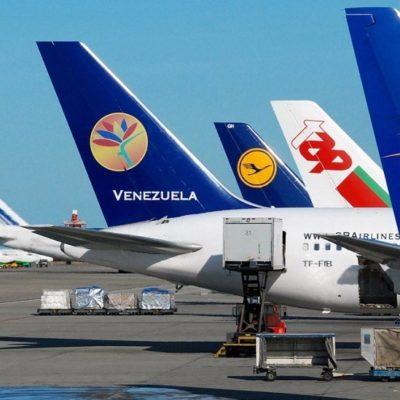 Cancún lidera 'Top Ten' de rutas aéreas en México