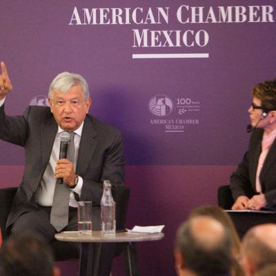 AMLO está de acuerdo con Trump en un incremento salarial en México