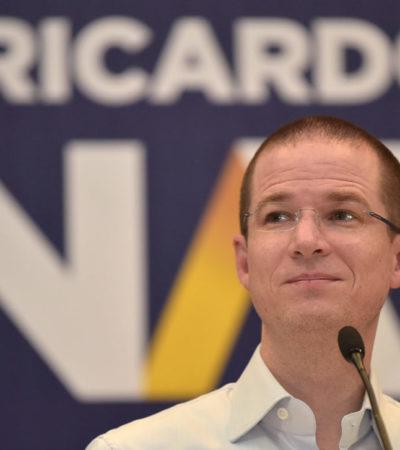 Ricardo Anaya presenta un plan para apoyar a migrantes en México
