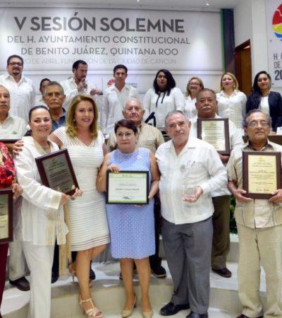 Carlos Joaquín, el gran ausente en festejos del 48 aniversario de Cancún