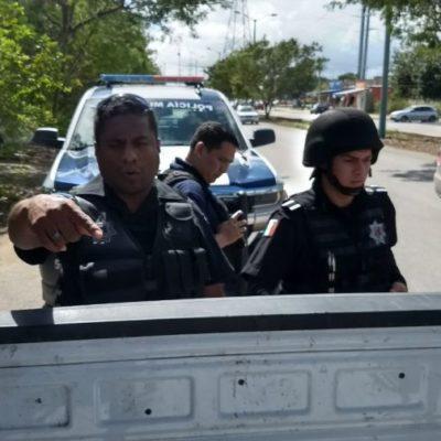 Amenazan de muerte a reportero, colaborador de Noticaribe, que denunció a 'Sombra', policía municipal acusado del probable secuestro de cuatro colombianos y aprehendido hoy por la PGR