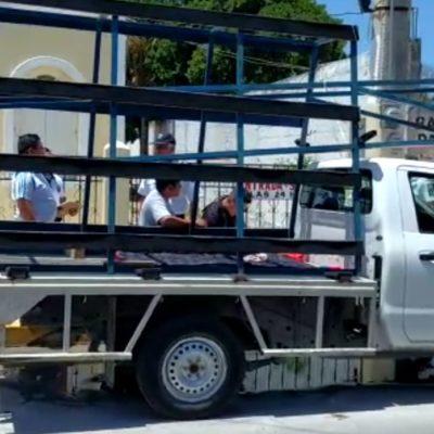 Despojan a diligencieros de 50 mil pesos en Cozumel