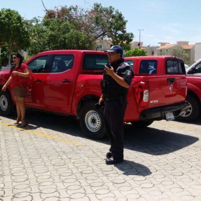 Asaltan a pareja al salir del banco en Centro Maya; les quitan 50 mil pesos
