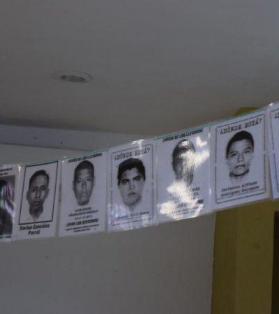 Reprograman visita de los padres de los 43 de Ayotzinapa
