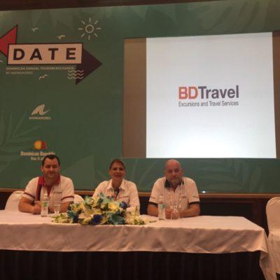 ATERRIZA BD TRAVEL EN SANTO DOMINGO: Empresa cancunense trasciende fronteras