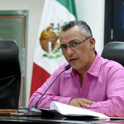 SE REGRESA CARLOS MARIO VILLANUEVA AL CONGRESO: Diputado del PES ya no será candidato a la Alcaldía de OPB