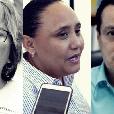 SIGUE EL RÍO REVUELTO DE LOS PARTIDOS: Morenistas en Playa del Carmen se pasarán a la campaña de Cristina Torres