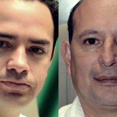 EXHIBE IEQROO DOS VARAS CON CANDIDATOS DE CANCÚN: Niega Ieqroo registro a José Luis Toledo, pero aprueba el de Mario Machuca