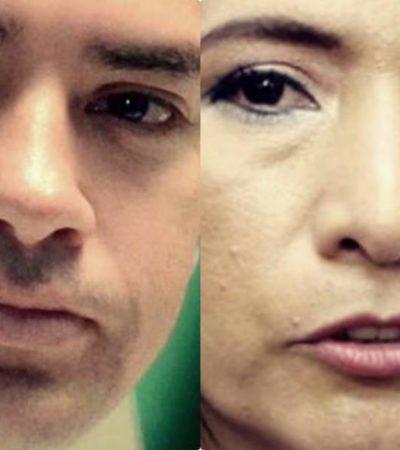 Ieqroo rechazaría nuevamente registro de 'Chanito', precisa Mayra San Román Carrillo Medina
