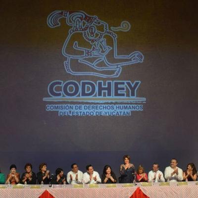 Después de tres años, un juez federal obliga a Ministerio Público en Yucatán a consignar carpeta de investigación por faltas en las que incurrió la Codhey