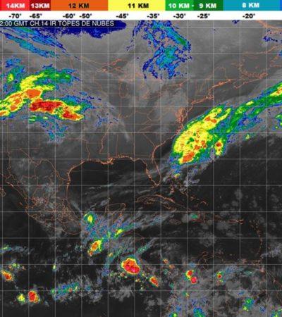 Continuará intensa ola de calor en la Península de Yucatán
