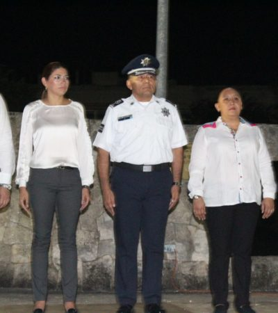 ESTRENA SOLIDARIDAD ALCALDESA INTERINA: Asume Samaria Angulo presidencia municipal en ausencia de Cristina Torres