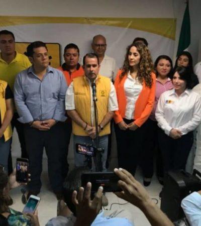 Aunque invocan los casos de Xóchitl Gálvez y AMLO, la candidatura de José Luis Toledo Medina para BJ fue rechazada mientras que la de Mario Machuca Sánchez fue avalada por Ieqroo