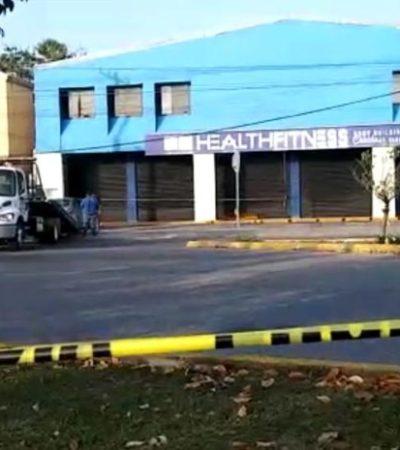 Identifican cuatro de los cuerpos abandonados en Mazda en Cancún