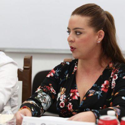 PEPE DE LA PEÑA NO VA EN SOLITARIO: Erika Camacho también quiere la candidatura del PVEM para Cancún