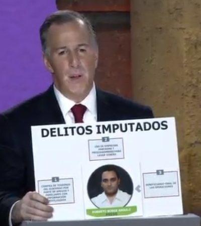 Meade ¿es el Presidente honesto?  Por Raúl Caraveo Toledo