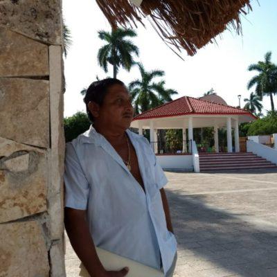 Ignora municipio falta de luminarias en Chumpón