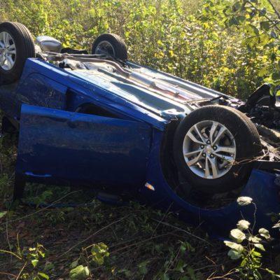 En el primer día del regreso a clases, sufre aparatoso accidente el director del 'Tec' de Carrillo Puerto