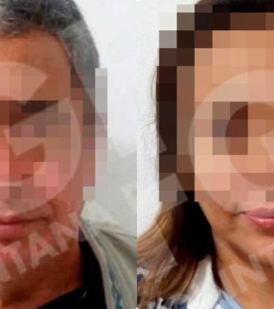 ABLANDAN ENCIERRO DE EX FUNCIONARIOS: Dictan prisión domiciliaria a Gabriel Mendicuti Loría y a Paula González Cetina