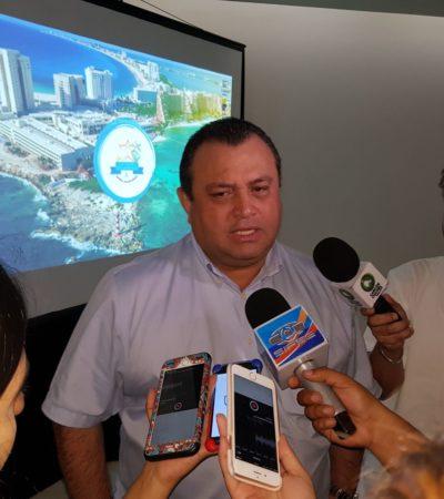"""FUSTIGA IP POLITIZACIÓN DE UBER: """"Cancún debe ser una ciudad madura, que manifieste su sentir, para que una minoría no elija por encima de la mayoría"""", pide el CCE"""