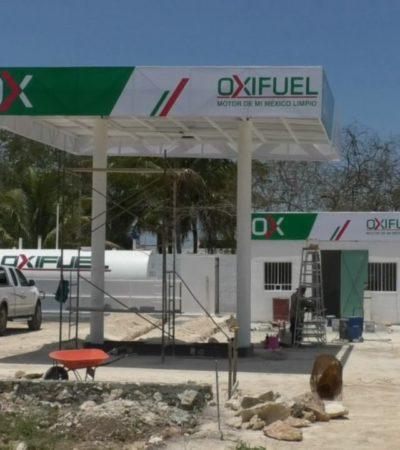 Autorizan estación de etanol cerca de Calderitas
