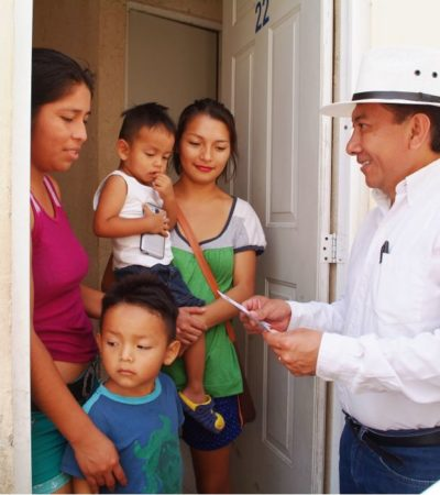 Impulsar empleo es importante para la diversificación económica: Jesús Pool Moo