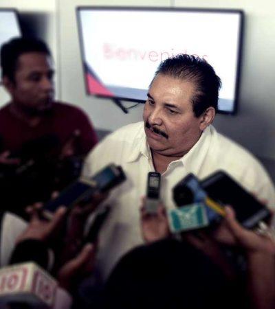 LA FISCALÍA ESTÁ DESFONDADA: Ante crisis de violencia en Cancún, reconoce Pech Cen que no tiene suficientes policías ministeriales para cerrar investigaciones con detenciones