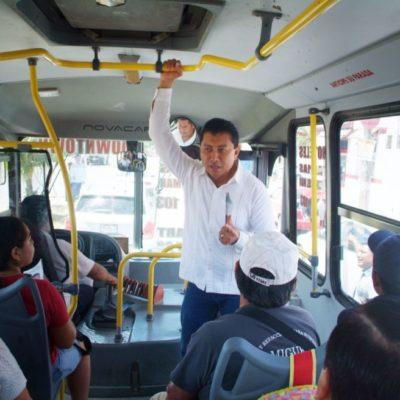 El turismo es prioridad para Quintana Roo, dice Jesús Pool Moo