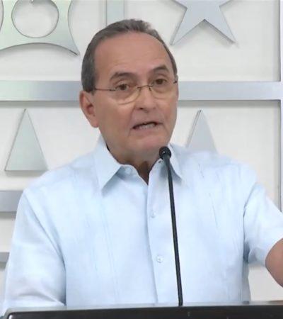 Ley de Movilidad será solucionada a través de la consulta popular en Quintana Roo, dice López Mena