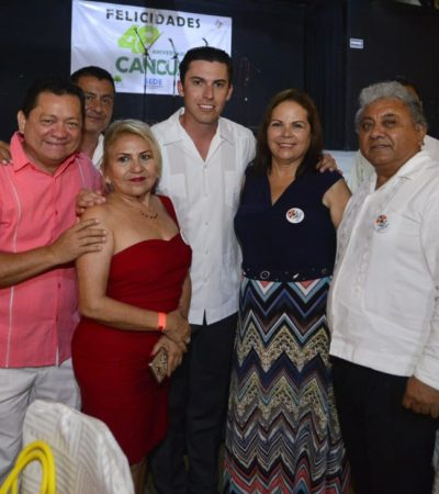 A 48 años de la fundación de Cancún, destacan riqueza histórica del principal destino turístico de Quintana Roo