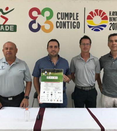 Presentan segundo circuito de golf en Cancún