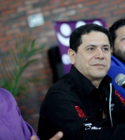 SÍ PERO NO: Greg Sánchez reconoce desplazamiento de candidatura, pero dice tener posición 'asegurada' como plurinominal
