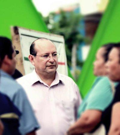 VA MARIO MACHUCA POR CANCÚN: El croquista es designado como candidato del PRI-PVEM-Panal a la Alcaldía de Benito Juárez