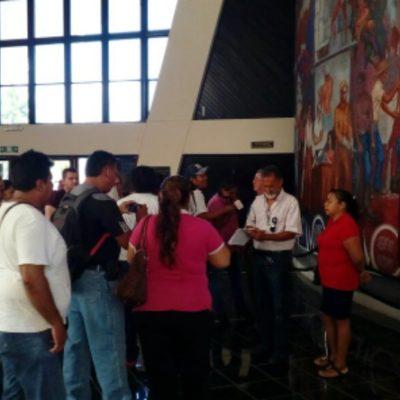 PROTESTA EN EL CONGRESO: Incumple CAPA a usuarios acuerdo de descuentos por concepto de adeudos fiscales