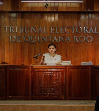 Considera Teqroo infundada queja interpuesta por designación de Laura Beristaín como candidata de Morena en Solidaridad
