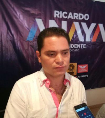 Juan Carlos Pereyra niega lazos con Mauricio Góngora y se asume 'joaquinista'
