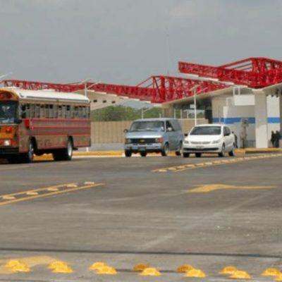 Alerta en Chetumal por fuga de reos beliceños