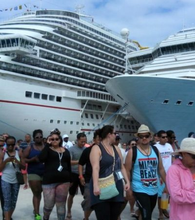 En lugar de 150 dólares por día, los turistas que llegan a Cozumel sólo gastan 80 y ponen en jaque a la economía de la isla