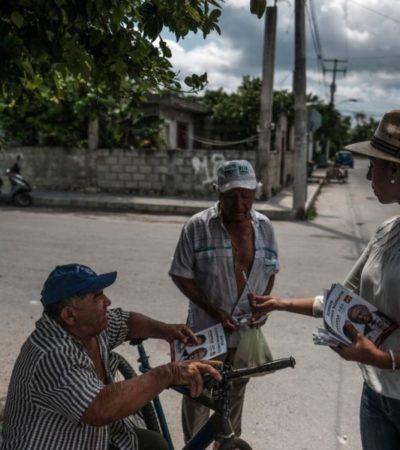 El mayor compromiso con Cozumel es la seguridad, no sólo de la zona turística, sino de toda la Isla, dice Marybel Villegas