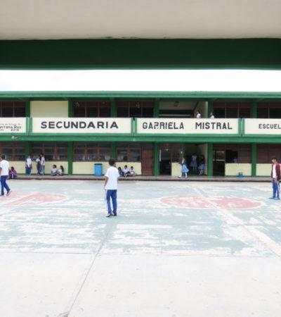 Denuncian acoso escolar en secundaria de Cancún con una foto editada de contenido sexual explícito