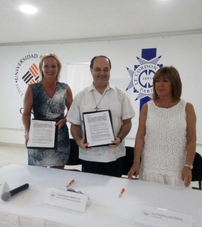 Ejecutivas de Empresas Turísticas firman convenio de colaboración con la Anáhuac Cancún