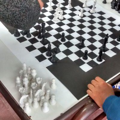 Se pospone encuentro de ajedrez Janix-Chanito para respetar tiempos de campaña