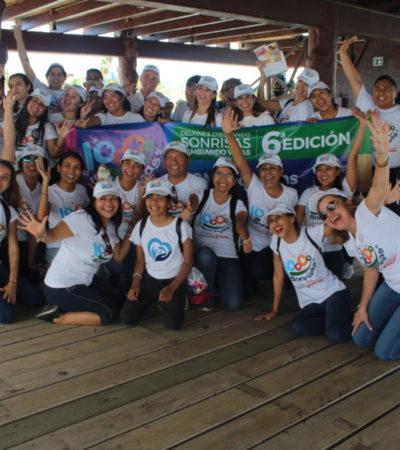 Asociaciones civiles y Fundación Dolphin firman convenio