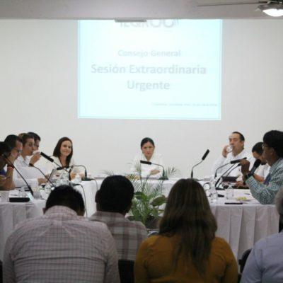 Ieqroo rechaza nuevo intento del PES por tirar alianza
