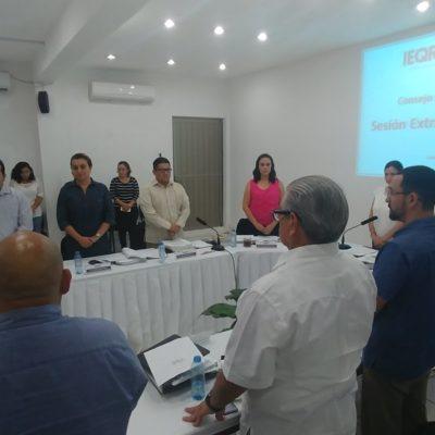 ACORRALA IEQROO A 'CHANITO': Rechazan consejeros segundo registro de Toledo Medina y lo dejan al borde de ser borrado de la boleta; mantienen abierto litigio ante el Teqroo