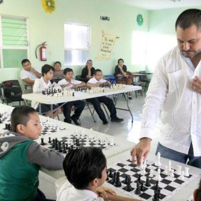 Faltan escuelas de profesores de ajedrez: Issac Janix